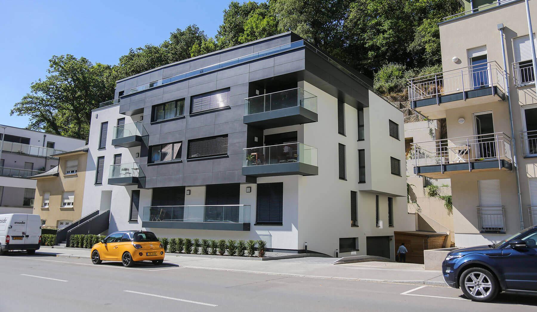 Résidence Les 3 Trèfles à Luxembourg-Neudorf