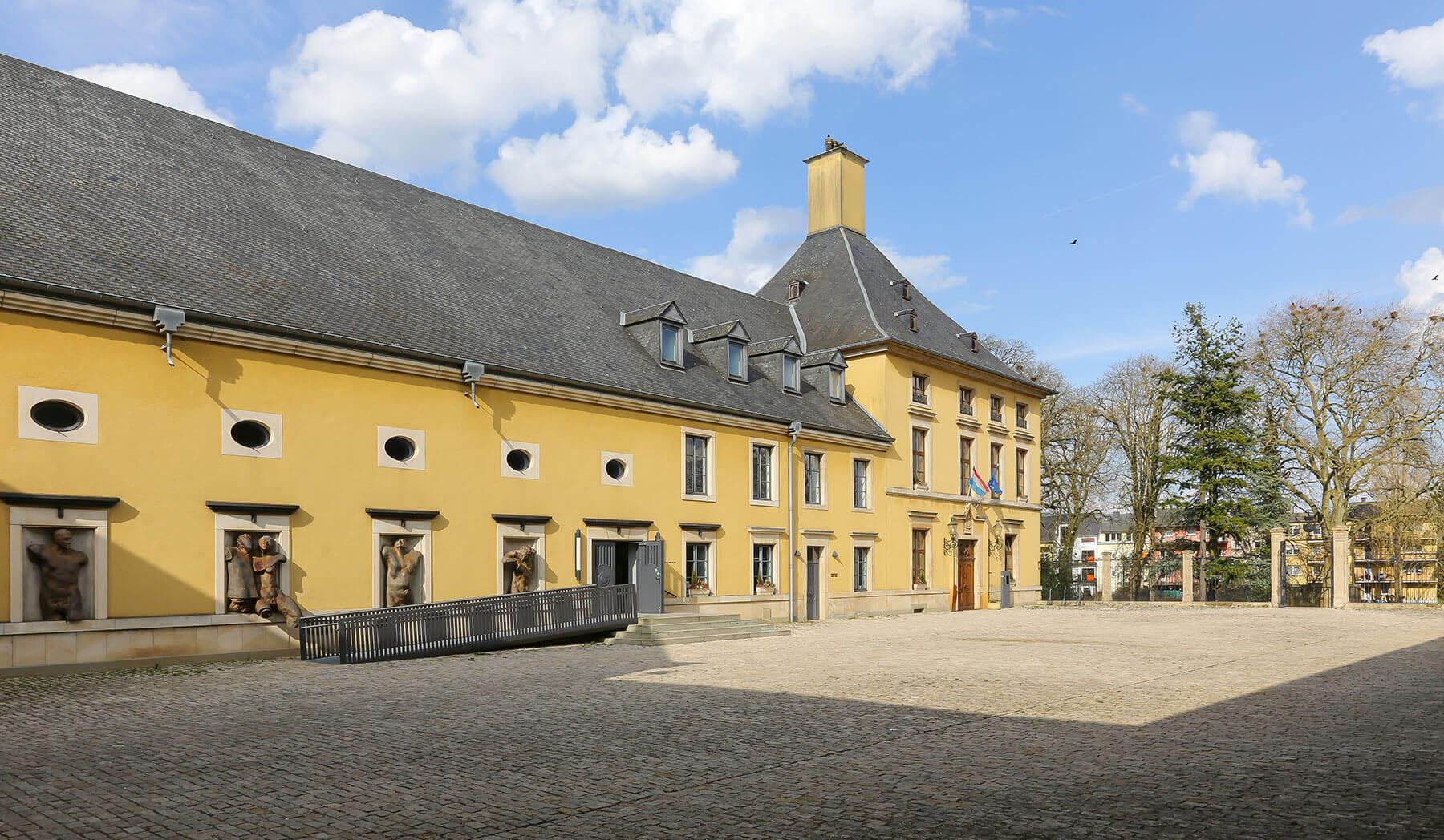 Château Collart à Bettembourg