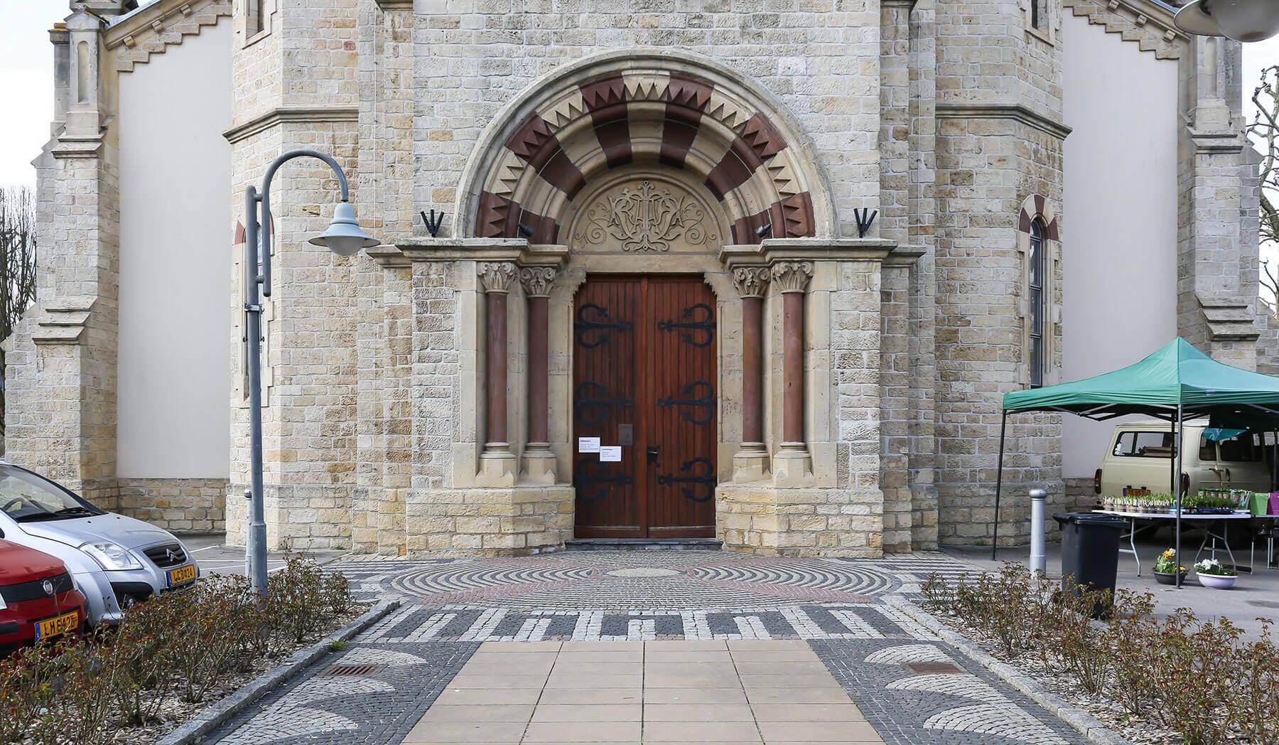 Eglise Route d'Esch à Bettembourg