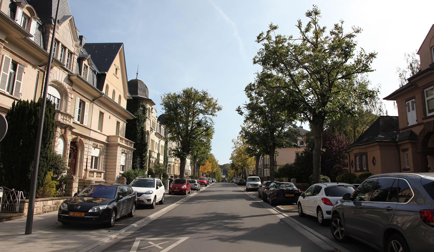 Esch - rue E. Mayrisch
